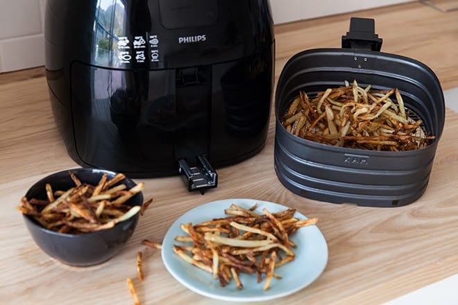 Use Air Fryers For Fries
