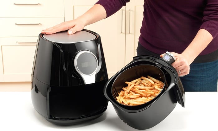 Disadvantages of Air Fryers
