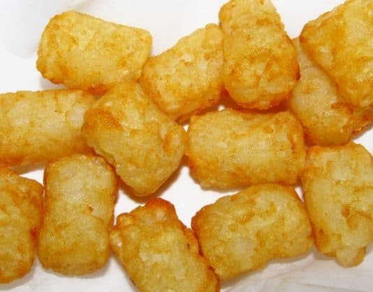 Cooking Air Fryer Tater Tots